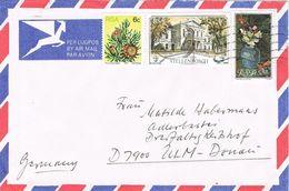 27516. Carta Aerea STELLENBOSCH (South Africa) RSA 1980 - África Del Sur (1961-...)