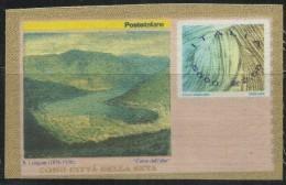 ITALIA REPUBBLICA ITALY REPUBLIC 2001 INDUSTRIA SERICA (CITTA DELLA SETA) ITALIANA COMO FRANCOBUSTA NUOVA UNUSED MNH - Interi Postali