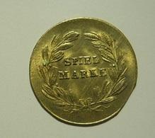 Token Or Medal * Spiel Marke - Unclassified