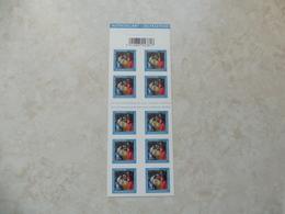 Timbre Belgique En Neuf Xx B47 Carnet 47 Belgie Boekje 47 Noel /kerstmis - Unused Stamps