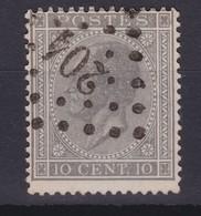 N° 17  LP 204 LA LOUVIERE - 1865-1866 Linksprofil