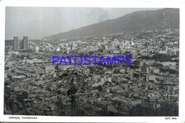 87145 VENEZUELA CARACAS VIEW PANORAMA CIRCULATED TO ITALY POSTAL POSTCARD - Venezuela