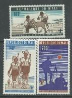 MALI  P. A.  N° 280 / 82 XX  1er Jamboree Africain Au Nigéria, Les 3 Valeurs  Sans Charnière, TB - Malí (1959-...)