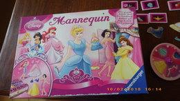 Mannequin Disney - Group Games, Parlour Games