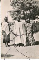 CPSM. PF. Ouagadougou. Types Toucouleur Et Mossi.  S.A.G.A. NIGER  A. O. F. - Burkina Faso