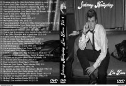 DVD JOHNNY HALLYDAY LES DUOS VOL 1 - Concert & Music
