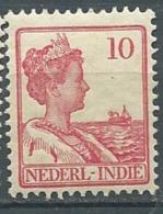 Indes Neerlandaise    - Yvert N° 108 *- Po56808 - Niederländisch-Indien