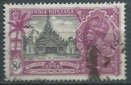 Inde Anglaise -- Yvert N°  142 Oblitéré    -  Po56846 - 1911-35 Roi Georges V