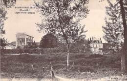 95 - BOISSERIE L'AILLERIE : Ligne Paris - Dieppe Et Moulins  CPA - Val D'Oise - Boissy-l'Aillerie