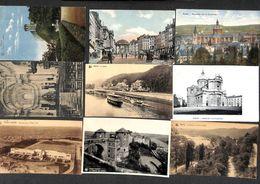 Namur - Lot De 9 Cartes (animée, Couleur, Précurseur,....voir Scans) (Lot 12) - Namur