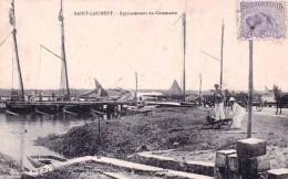 Guyane Francaise -  SAINT LAURENT Du MARONI -  Appontement Du Commerce - Saint Laurent Du Maroni