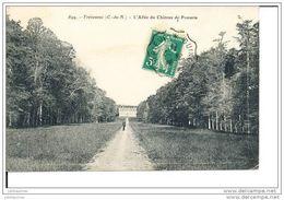 TREVENEUC L'ALLEE DU CHATEAU DE POMARIA - France