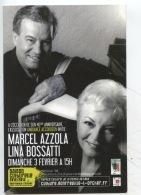 """Marcel Azzola Et Lina Bossatti Concert Pour """"Ambiance Accordéon"""" Gonfreville L'Orcher 2013 - Entertainers"""
