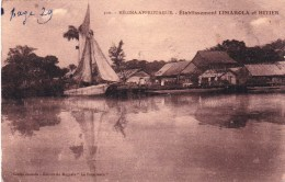 Guyane Francaise - REGINA - APPROUAGUE - Etablissement Limarola Et Hitier - Guyane