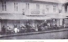 Guyane Francaise -   Le Café De France A CAYENNE - Cayenne