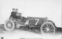 COUPE GORDON BENNETT 1905 PILOTE CAILLOIS   (FRANCE) SUR SA RICHARD-BRASIER - Otros