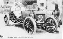 COUPE GORDON BENNETT 1905 PILOTE CLIFFORT EARP (ANGLETERRE) SUR SA NAPIER - Otros