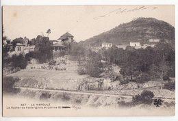 06  LA NAPOULE   Rocher De Fanfarigoule - Autres Communes