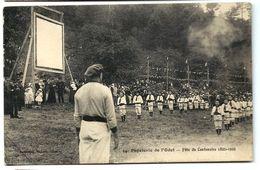 ERGUE GABERIC ? Papéterie De L'Odet - N°54 Fête Du Centenaire 1922 - Ergué-Gabéric