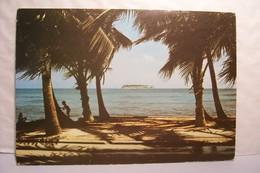 SAN  ANDRES ISLAS   -      Playas - Aspecto Del  Johnny  Cay   - ( No Paypal ) - Colombia