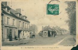 37 LA GUERCHE / Route Du Village De Paris / - Otros Municipios