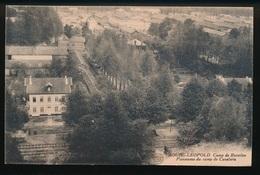 KAMP VAN BEVERLOO    PANORAMA DU CAMP DE CALVALERIE - Leopoldsburg (Kamp Van Beverloo)