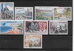 MONAC0 690 à 697 Neufs** - Monaco