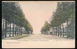 KAMP VAN BEVERLOO   CHAUSSEE D'HECHTEL  VUE PRISE DE BOURG LEOPOLD - Leopoldsburg (Kamp Van Beverloo)