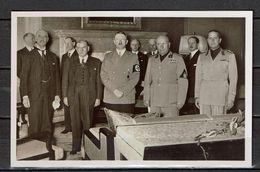 Viermächtekonferenz In München 1938 Mit SST - Briefe U. Dokumente