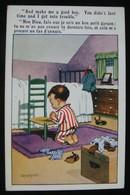 HUMOUR ANGLAIS - DESSIN De DONALD MEGILL - ANNEES 50/60 - Royaume-Uni