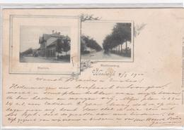 Waalwijk Station Stationsweg # 1900    100 - Waalwijk