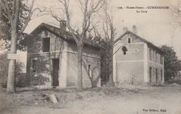 Haut-rhin : GUEWENHEIM : La Gare - Altri Comuni