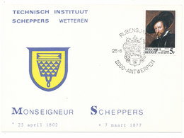 Wetteren  Scheppers - Rubensjaar Antwerpen - Cartes Postales [1951-..]