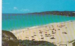 Bermuda Castle Harbour Hotel Beach Scene - Bermuda