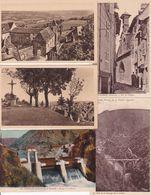 Cpa – AVEYRON – 7 Cartes Mur-de-Barrez ,Barrage + 6 Photos Usine De Bromat - France