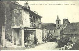 MAS-DE-NOYER - Rue De L'Eglise - Autres Communes