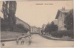 74 Annemasse  Rue Du Temple - Annemasse