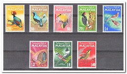 Maleisië 1965, Postfris MNH, Birds - Maleisië (1964-...)