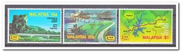 Maleisië 1983, Postfris MNH, Bridge - Maleisië (1964-...)