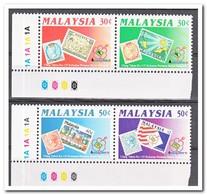 Maleisië 1992, Postfris MNH, Exhibition Kuala Lumpur '92 - Maleisië (1964-...)