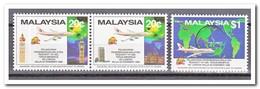 Maleisië 1989, Postfris MNH, Airplanes - Maleisië (1964-...)