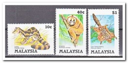 Maleisië 1985, Postfris MNH, Animals - Maleisië (1964-...)
