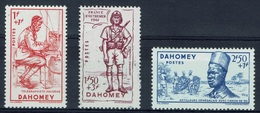 Dahomey (French Colony), Defense Of The Empire, 1941, MNG - Dahomey (1899-1944)