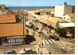 40 BISCARROSSE PLAGE L'avenue De La Plage - Biscarrosse
