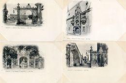 54 - Nancy - Lot De 12 Cartes  - Cartes Nuages - Nancy
