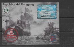 Hoja Bloque De Paraguay Nº Yvert HB-304 (**). - Paraguay