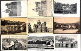 Namur - Lot De 9 Cartes (animée, Couleur, Précurseur,....voir Scans) (Lot 15) - Namur