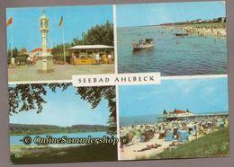 (L08)  BRD -(DDR-Zeit) - AK: Ahlbeck - Deutschland