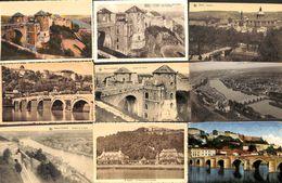 Namur - Lot De 9 Cartes (animée, Couleur, Précurseur,....voir Scans) (Lot 26) - Namur