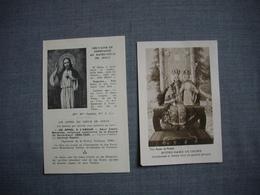 IMAGE RELIGIEUSE  -  NOTRE DAME DE CHINE  = Neuvaine De Confiance  - - Images Religieuses
